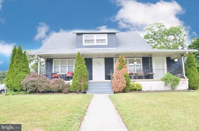 518 N Black Horse Pike, RUNNEMEDE, NJ 08078 (#NJCD2001774) :: Linda Dale Real Estate Experts