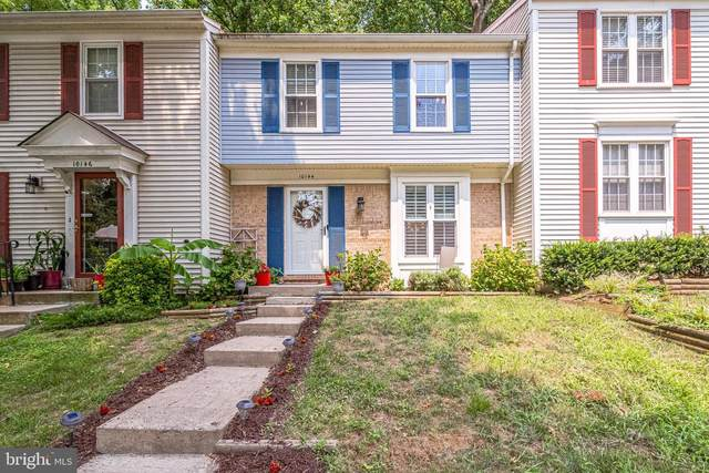 10144 Sassafras Woods Court, BURKE, VA 22015 (#VAFX2005784) :: Debbie Dogrul Associates - Long and Foster Real Estate
