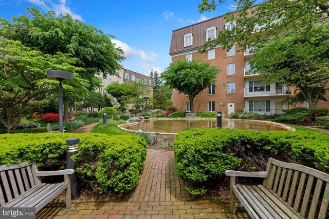 8101 Connecticut Avenue N-412, CHEVY CHASE, MD 20815 (#MDMC2004146) :: The Vashist Group