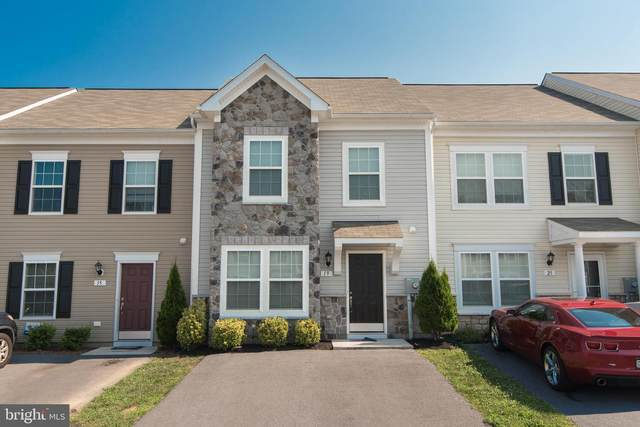19 Teakwood, MARTINSBURG, WV 25404 (#WVBE2000662) :: Colgan Real Estate