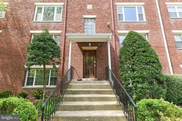 1220 N Meade Street #1, ARLINGTON, VA 22209 (#VAAR2001476) :: Corner House Realty