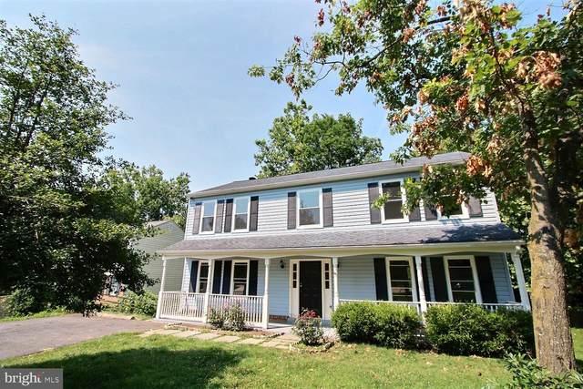 11808 Dinwiddie Drive, ROCKVILLE, MD 20852 (#MDMC2004210) :: Corner House Realty