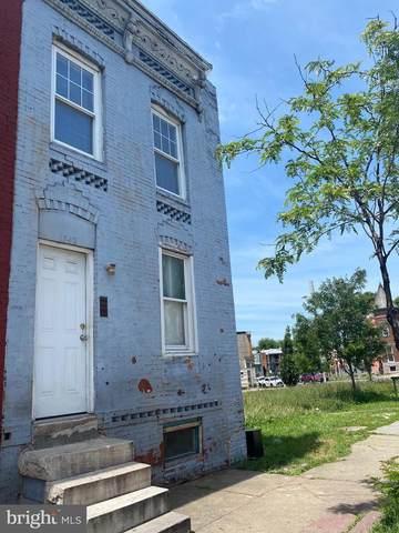 1742 N Calhoun Street, BALTIMORE, MD 21217 (#MDBA2003264) :: Lee Tessier Team