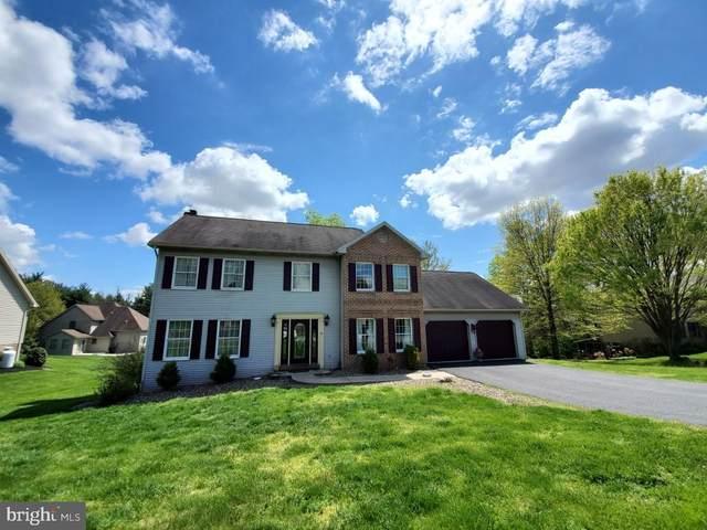1831 Bonnie Blue Lane, MIDDLETOWN, PA 17057 (#PADA2000934) :: Liz Hamberger Real Estate Team of KW Keystone Realty