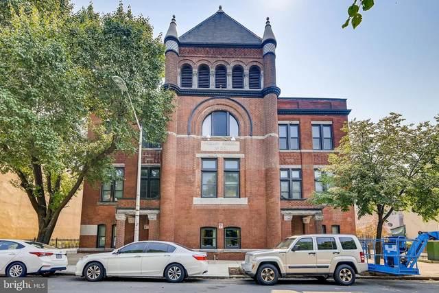 511 S Bond Street #104, BALTIMORE, MD 21231 (#MDBA2003282) :: Eng Garcia Properties, LLC