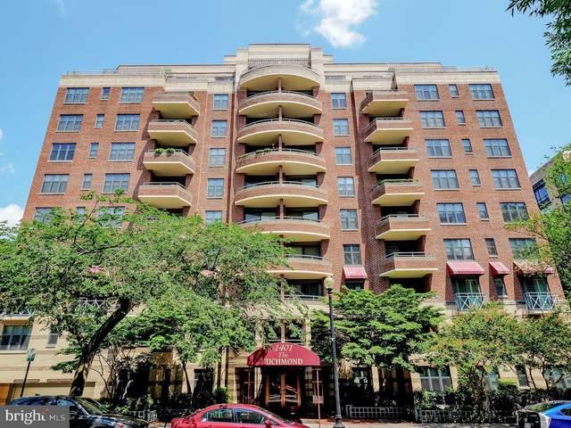 1401 17TH Street NW #414, WASHINGTON, DC 20036 (#DCDC2003456) :: Peter Knapp Realty Group