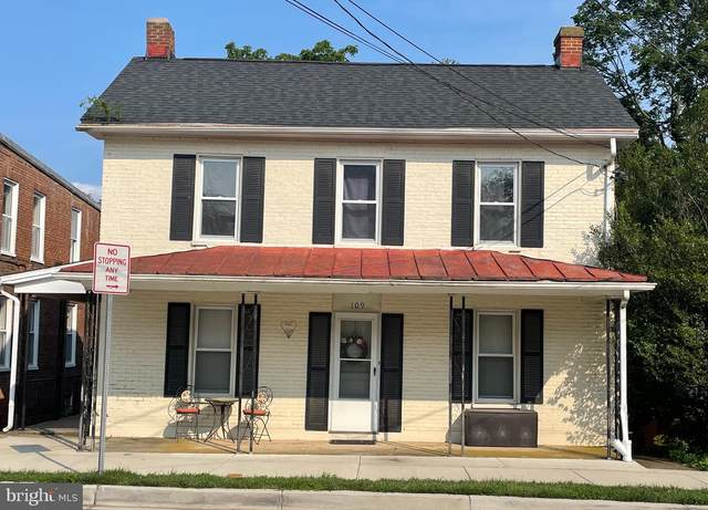 109 Liberty Street, WESTMINSTER, MD 21157 (#MDCR2000666) :: The Miller Team