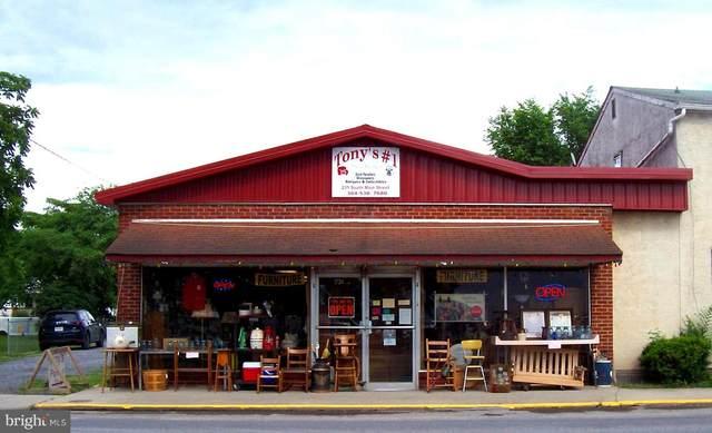 231 South Main, MOOREFIELD, WV 26836 (MLS #WVHD2000082) :: PORTERPLUS REALTY