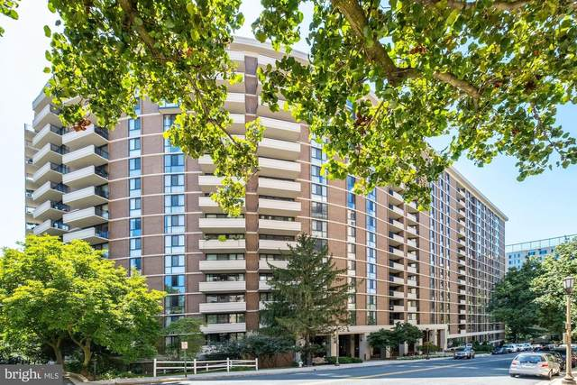 4620 N Park Avenue 609E, CHEVY CHASE, MD 20815 (#MDMC2004322) :: The Vashist Group