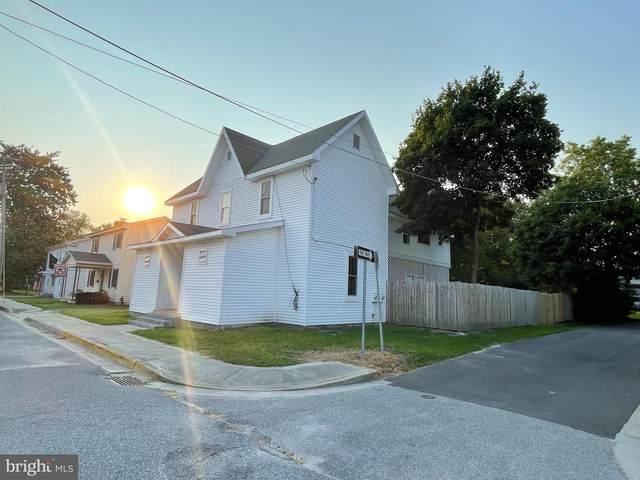 209 E Elizabeth Street, DELMAR, MD 21875 (#MDWC2000390) :: Atlantic Shores Sotheby's International Realty