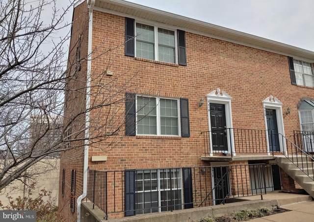 941 S Rolfe Street A, ARLINGTON, VA 22204 (#VAAR2001530) :: Nesbitt Realty