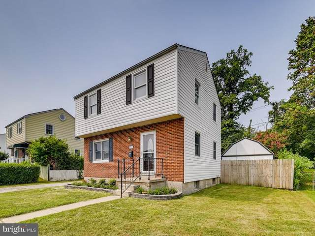 516 Cheddington Road, LINTHICUM HEIGHTS, MD 21090 (#MDAA2002630) :: New Home Team of Maryland