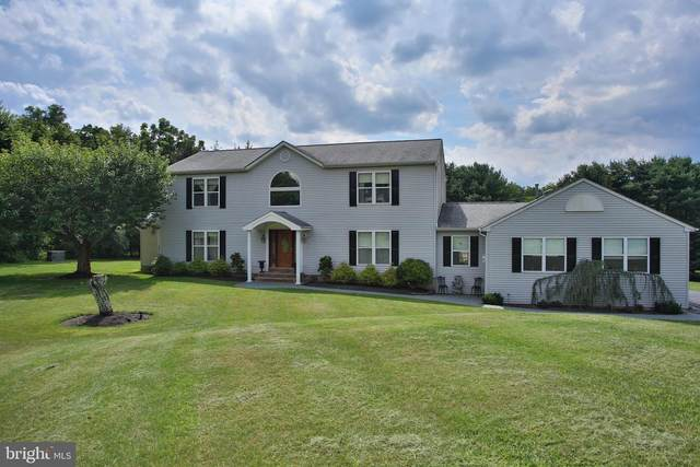 575 Linton Hill Road, NEWTOWN, PA 18940 (MLS #PABU2002278) :: Kiliszek Real Estate Experts