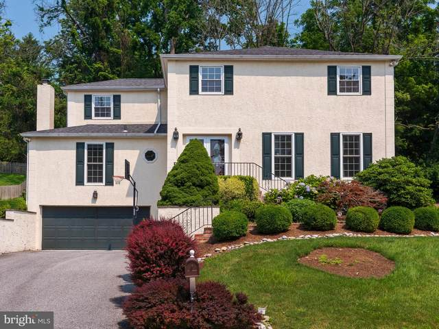 619 Heather Lane, BRYN MAWR, PA 19010 (#PADE2001948) :: The Lux Living Group
