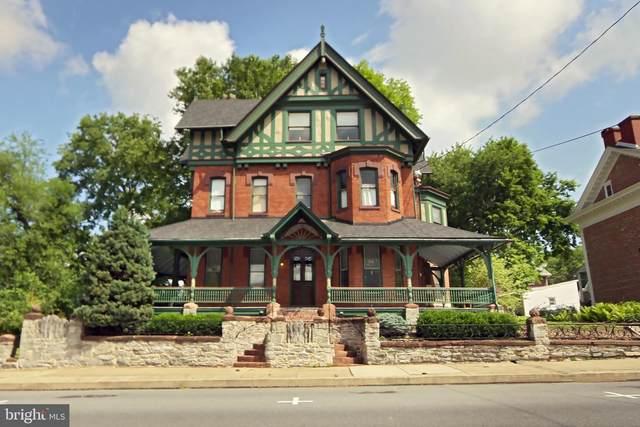 580 E Market Street, MARIETTA, PA 17547 (#PALA2001458) :: Flinchbaugh & Associates