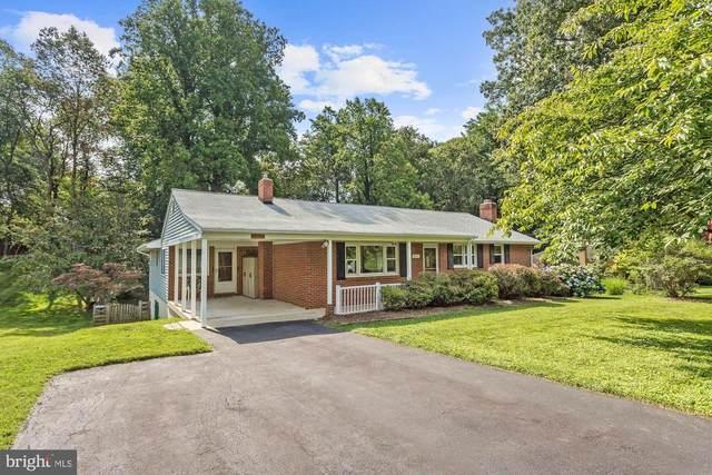 10714 E Crestview Lane, LAUREL, MD 20723 (#MDHW2001332) :: Crossman & Co. Real Estate