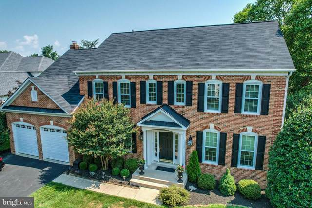 5611 Broadmoor Terrace N, IJAMSVILLE, MD 21754 (#MDFR2001580) :: Murray & Co. Real Estate