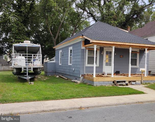 411 Linden Avenue, CAMBRIDGE, MD 21613 (#MDDO2000174) :: Peter Knapp Realty Group