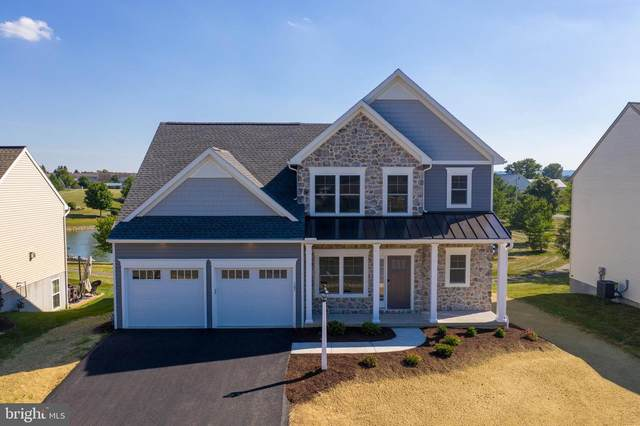 101 Lakeside Crossing #113, MOUNT JOY, PA 17552 (#PALA2001470) :: Realty ONE Group Unlimited