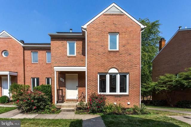 70 Rockcrest Circle, ROCKVILLE, MD 20851 (#MDMC2004402) :: Colgan Real Estate