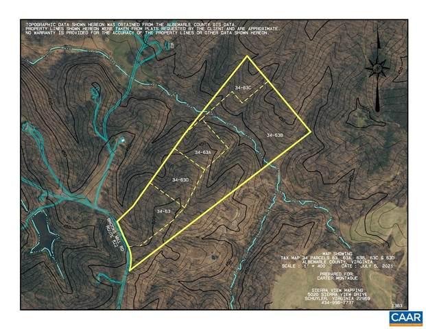 0 Brocks Mill Rd, CHARLOTTESVILLE, VA 22911 (#619658) :: The Putnam Group
