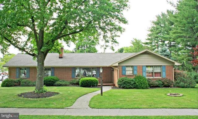 304 Memorial Drive, MANHEIM, PA 17545 (#PALA2001480) :: Flinchbaugh & Associates