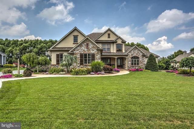 306 Deerfield Drive, EAST EARL, PA 17519 (#PALA2001484) :: TeamPete Realty Services, Inc