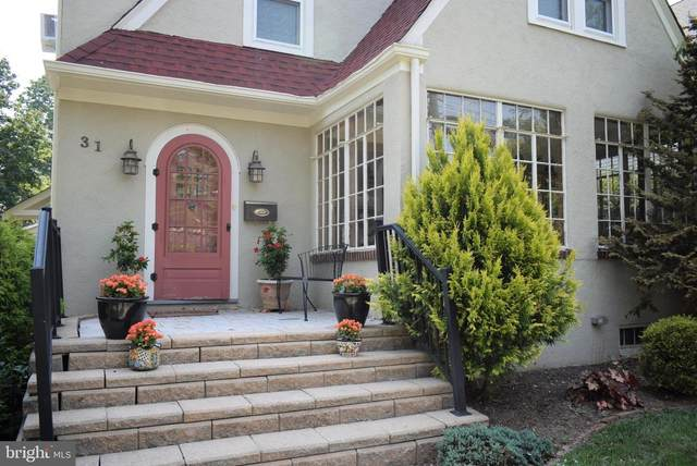 31 Markham Road, PRINCETON, NJ 08540 (#NJME2001516) :: Keller Williams Realty - Matt Fetick Team