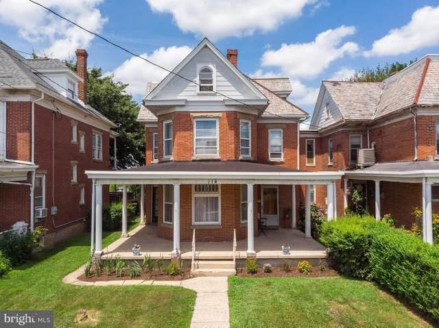 114 Fairview Avenue, WAYNESBORO, PA 17268 (#PAFL2000600) :: Sunrise Home Sales Team of Mackintosh Inc Realtors