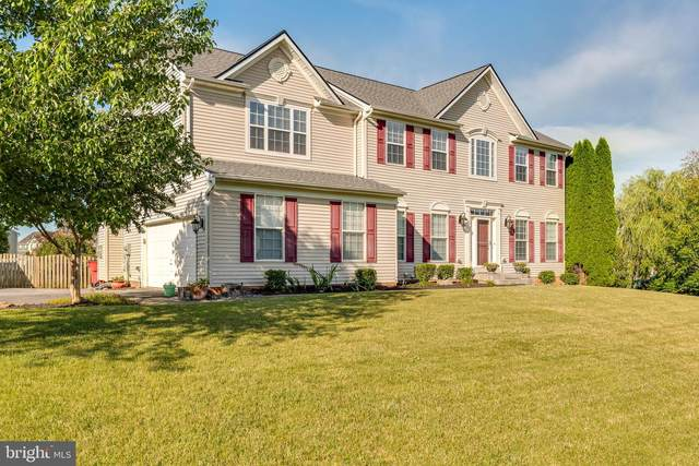 48 Greenbriar Circle, CHARLES TOWN, WV 25414 (#WVJF2000314) :: Sunrise Home Sales Team of Mackintosh Inc Realtors