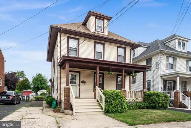 43 Richter Avenue, MILLTOWN, NJ 08850 (#NJMX2000198) :: The Schiff Home Team