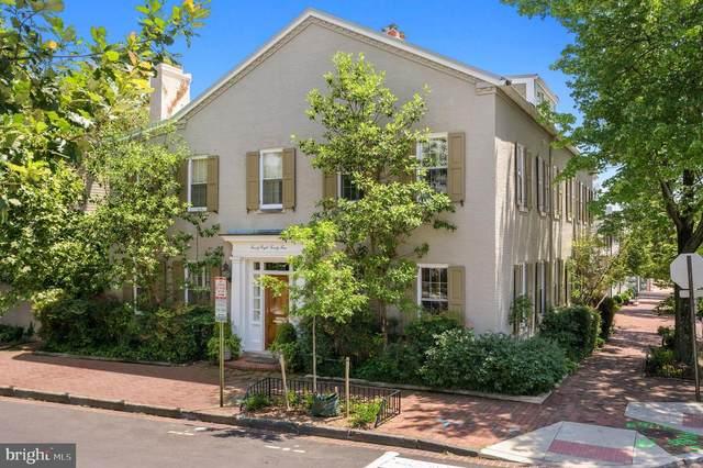 2820-2824 O Street NW, WASHINGTON, DC 20007 (#DCDC2003612) :: Crossman & Co. Real Estate