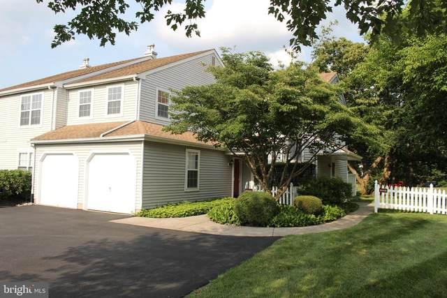 665-B Rose Hollow Drive 665B, YARDLEY, PA 19067 (#PABU2002386) :: Keller Williams Realty - Matt Fetick Team