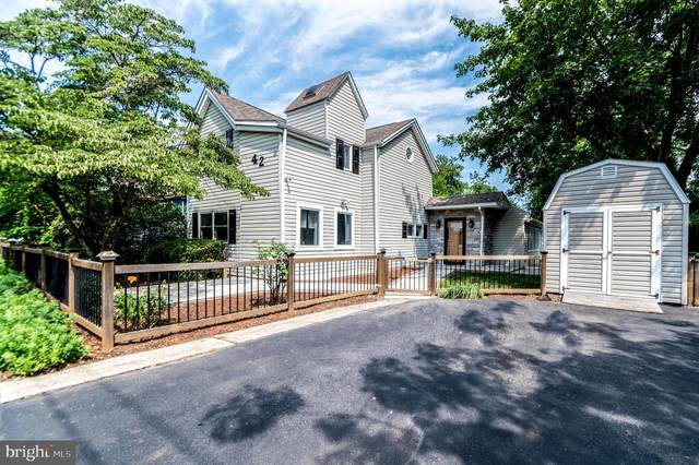 42 Smith Avenue, HAMILTON, NJ 08619 (#NJME2001546) :: Better Homes Realty Signature Properties