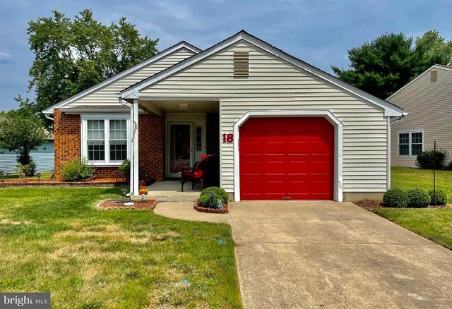 18 Knollwood Drive, WOODBURY, NJ 08096 (MLS #NJGL2001254) :: Kiliszek Real Estate Experts
