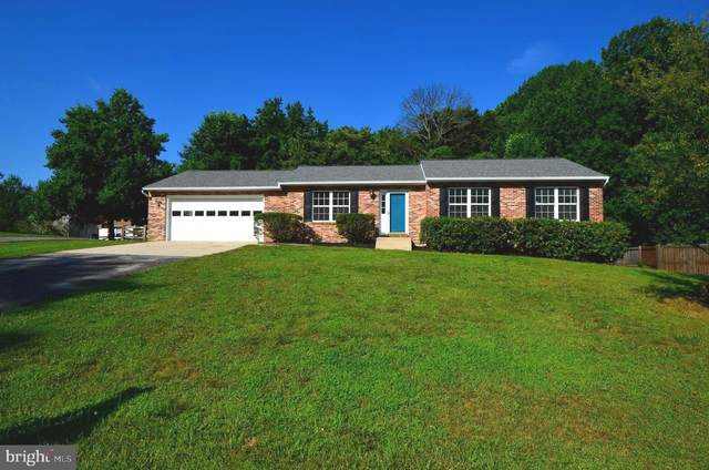 9512 North Side Drive, OWINGS, MD 20736 (#MDCA2000572) :: Gail Nyman Group