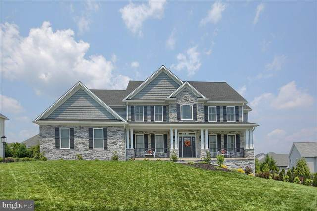 550 Crooked Stick Drive, MECHANICSBURG, PA 17050 (#PACB2000962) :: The Paul Hayes Group | eXp Realty
