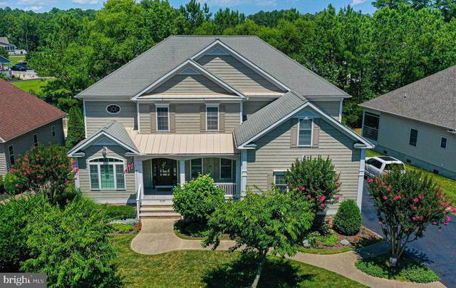 119 Pine Forest Drive, OCEAN PINES, MD 21811 (#MDWO2000548) :: Charis Realty Group