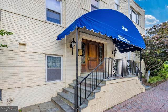 7036 Strathmore Street #111, CHEVY CHASE, MD 20815 (#MDMC2004572) :: Peter Knapp Realty Group