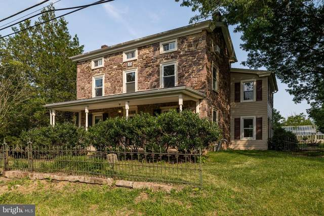 489 Baptist Church Road, SPRING CITY, PA 19475 (#PACT2002164) :: Talbot Greenya Group
