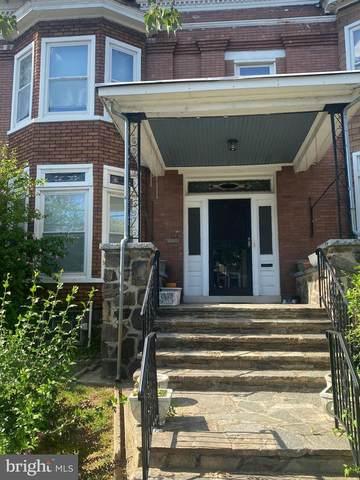 2414 Harlem Avenue, BALTIMORE, MD 21216 (#MDBA2003494) :: Sunrise Home Sales Team of Mackintosh Inc Realtors