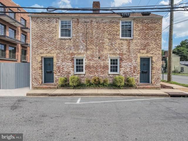316 Frederick Street, FREDERICKSBURG, VA 22401 (#VAFB2000178) :: Sunrise Home Sales Team of Mackintosh Inc Realtors