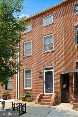 1748 Bank Street, BALTIMORE, MD 21231 (#MDBA2003508) :: City Smart Living