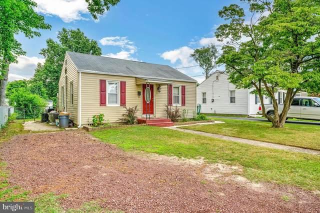 15 Arthur Avenue, CLEMENTON, NJ 08021 (MLS #NJCD2002020) :: The Dekanski Home Selling Team