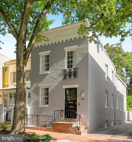 3255 P Street NW, WASHINGTON, DC 20007 (#DCDC2003794) :: The Vashist Group