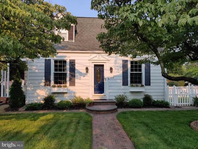 103 Locust Avenue, HAMILTON, NJ 08610 (MLS #NJME2001592) :: Kiliszek Real Estate Experts