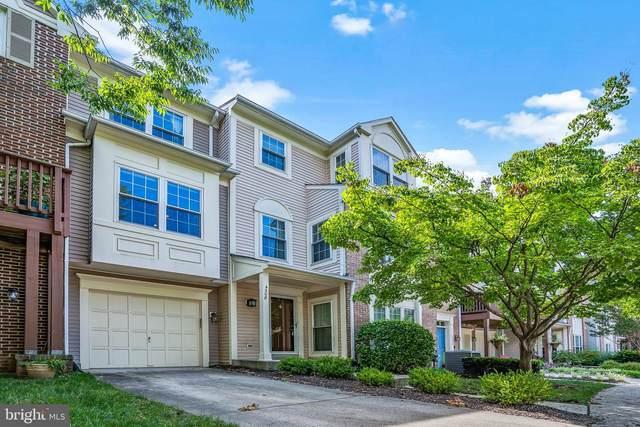 4308 Hackney Coach Lane #127, FAIRFAX, VA 22030 (#VAFX2006516) :: Debbie Dogrul Associates - Long and Foster Real Estate