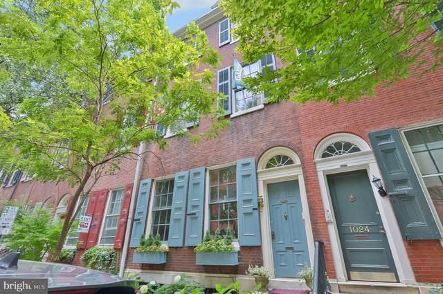 1022 Clinton Street, PHILADELPHIA, PA 19107 (#PAPH2008442) :: Talbot Greenya Group