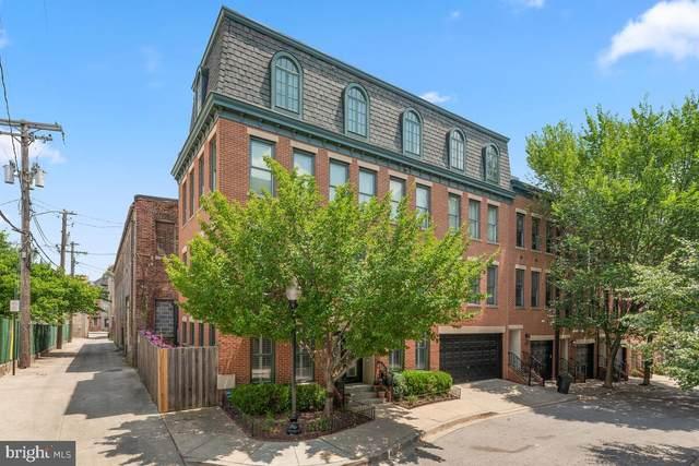7 S Regester Street, BALTIMORE, MD 21231 (#MDBA2003562) :: Eng Garcia Properties, LLC