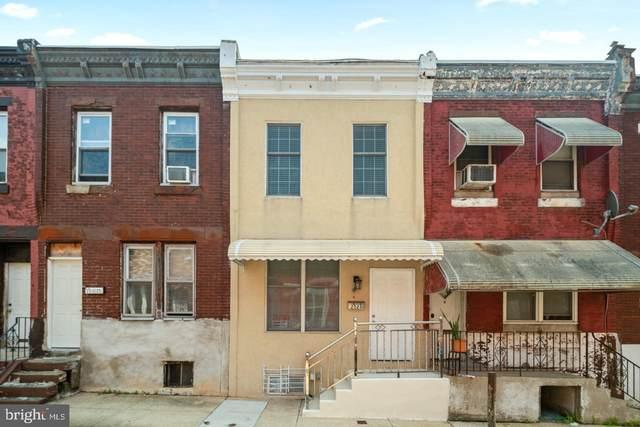 2523 N Garnet Street, PHILADELPHIA, PA 19132 (#PAPH2008476) :: Talbot Greenya Group